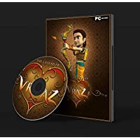 The Legend of VRAZ - Video Game (PC CD )