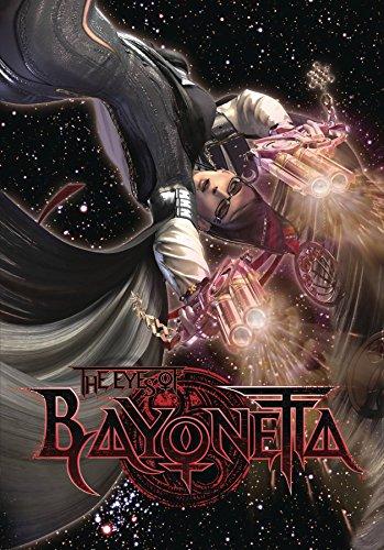 The Eyes of Bayonetta: Art Book & DVD por Sega