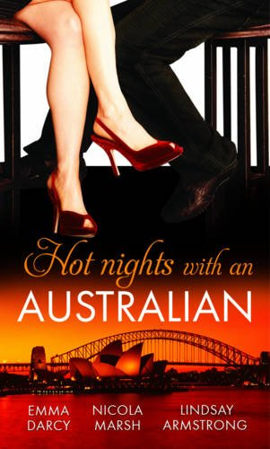 book cover of Hot Nights with an Australian