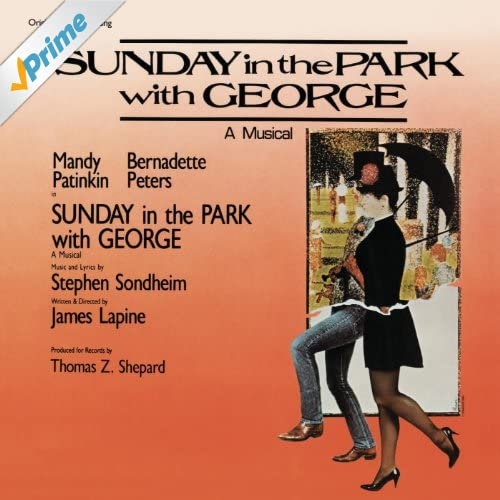 Finishing The Hat (From ''Sunday In The Park With George'')