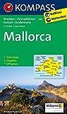 Mallorca: Wander-, Rad-, Freizeit- und Straßenkarte mit Aktiv Guide und Stadtplan Palma de Mallorca 1:8500. GPS genau. 1:75000 (KOMPASS-Wanderkarten, Band 230) -