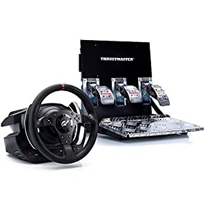 9e787d7c84e Thrustmaster T500 RS Force Wheel with Feedback (PS3/PC): Amazon.co ...
