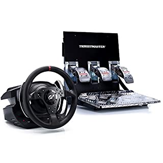 Thrustmaster T500RS Volant et pédalier compatible avec PS3 et PC (B004GNG2MW) | Amazon price tracker / tracking, Amazon price history charts, Amazon price watches, Amazon price drop alerts