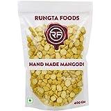 RUNGTA FOODS - MANGODI ( Moong DAL ) Wadi   Badi   Hand Made 400 Grams