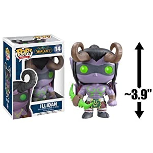 Illidan 39 Funko POP World of Warcraft Vinyl Figure by World of Warcraft