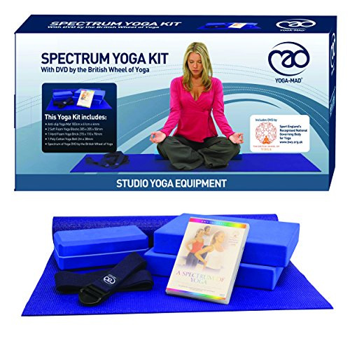 Womens Yoga Kit