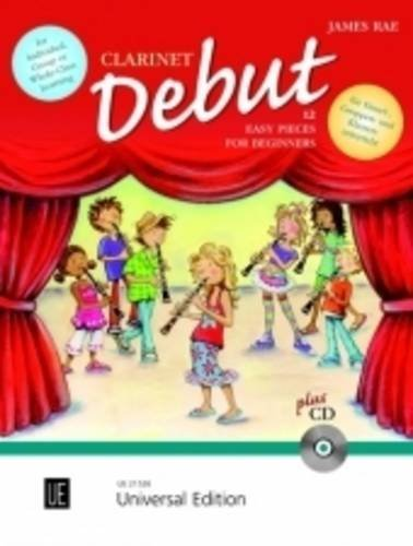clarinet-debut-pupils-book-ue21526-12-easy-pieces-for-beginners-for-individual-group-or-whole-class-