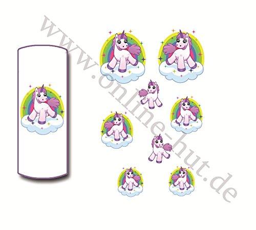 online-hut StickerKunst Die Einhörner sind los Nr. 96