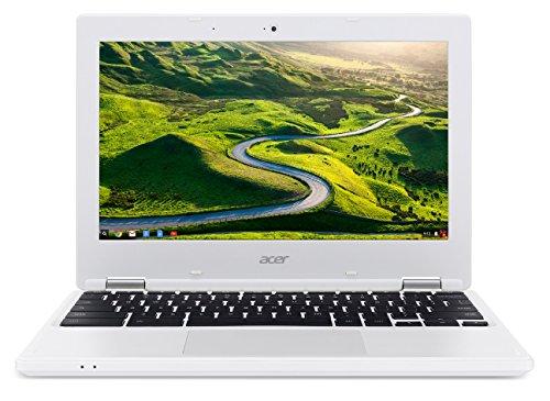 "Acer Chromebook 11 CB3-131-C3US 2.16GHz N2840 Intel Celeron 11.6"" 1366 x 768Pixel Bianco Chromebook"