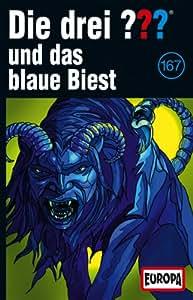 167/und das blaue Biest [Musikkassette]