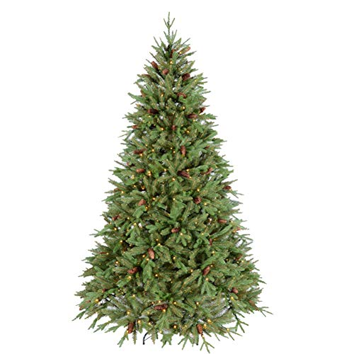 LANTIAN Árbol De Navidad Premium Spruce Lighted Artificial PE Christmas Tree with 550 Led Lights - Buy Lighted Christmas Tree,Artificial PE...