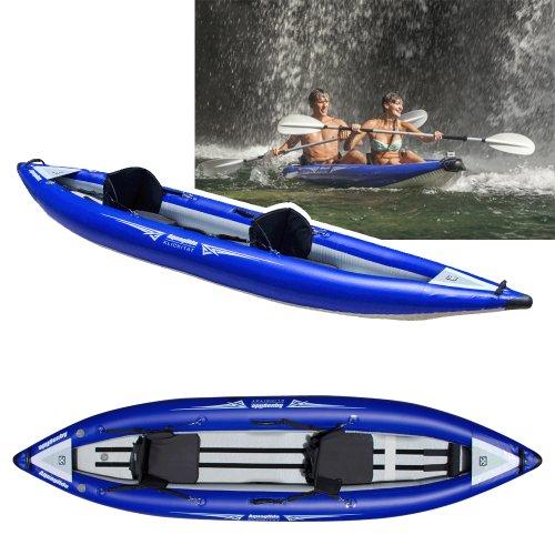 Aquaglide Schlauchboot Aufblasbares Kajak Klickitat Two… | 00790628033145