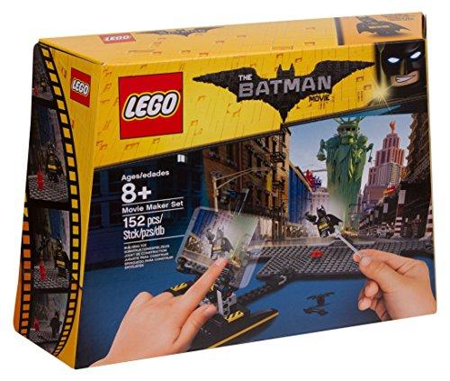 THE LEGO® BATMAN MOVIE - BatmanTM Movie Maker Set