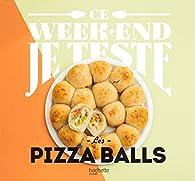 Pizzas Balls par Pauline Wissart