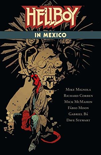 Hellboy in Mexico