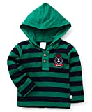 NammaBaby Hooded T-Shirt Stripes Printed...