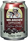 Mr. Brown Cappuccino Coffee-Drink 24x 250 ml