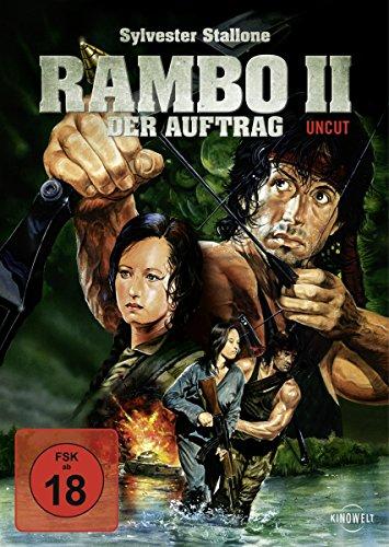 Bild von Rambo II - Der Auftrag (Uncut)