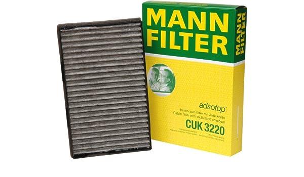 Mann Filter adsotop® Cabin Air Filter CUK2855//1