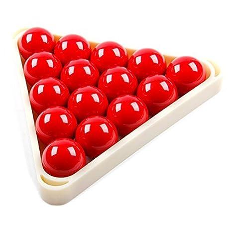 Broadroot 8 Ball tri ngulo accesorio de piscina mesa de billar Rack est ndar tama o