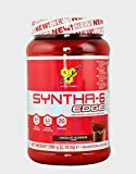 Syntha-6 Edge, Chocolate Milkshake - 780 grams whey protein mass growth muscle gain mass building bodybuilding muscle growth by BSN M