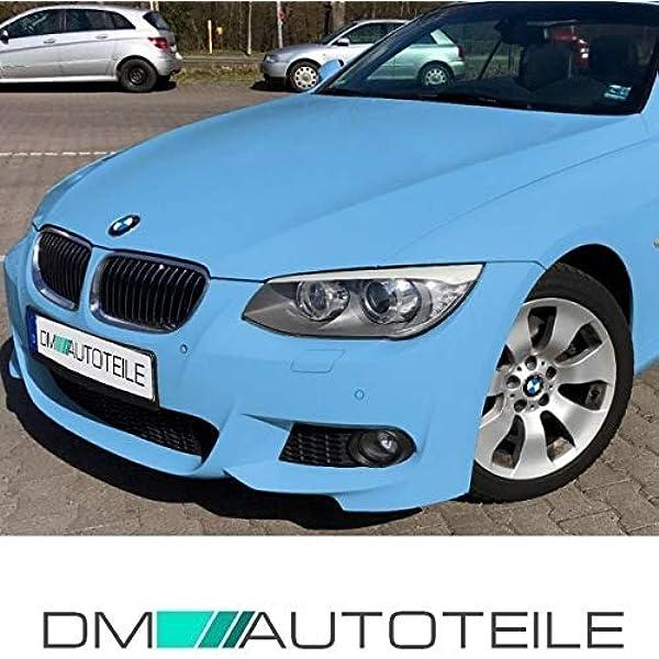 Dm Autoteile Zubehör Set Komplett Stoßstange Vorne Passt Für M Paket 3er E92 E93 Lci 10 Auto
