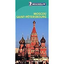 Guide Vert Moscou, Saint-Pétersbourg , Michelin