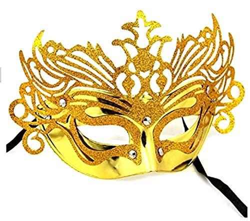 KIRALOVE Máscara Veneciana Disfraz   Teatro   Disfraces