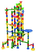 Marbulous Marble Run 200 Piece + 20 Marbles