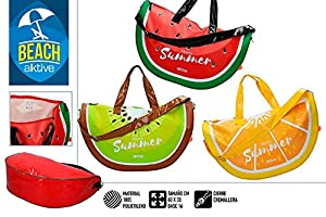 ColorBaby Bolsa Playa Fruity Summer 60X16X33CM SDOS 80311