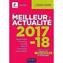 Le meilleur de l'actualité 2017-2018 - Concours et examens 2018