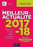 Lire le livre meilleur l'actualité 2017-2018 Concours gratuit