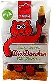 Sobo Bio Vegan-Bärchen Cola-Fläschchen mit Gummi arabicum (2 x 75 gr)