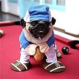 Best Vestir trajes de Halloween - Hillento Traje de Mascota, Gracioso Lindo Perro Mascota Review
