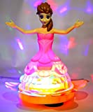 Dream Princess Doll with Music and 4D Lights (Color may vary)