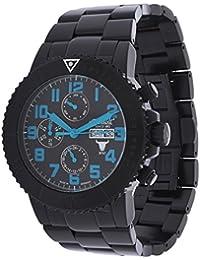 Ingersoll Bison Bison No. 47 IN1304BKBL Reloj Automático para hombres Recubierto con PVD
