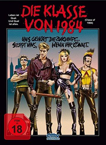 Die Klasse von 1984 - UNCUT - Mediabook [Blu-ray] [Limited Edition]