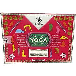 Incienso Zed Black - Yoga - 12 cajas de 15g