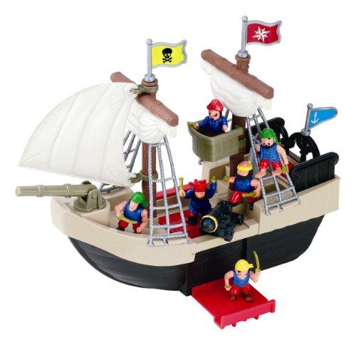 Redbox - Juego de Barco Pirata (23 Piezas)