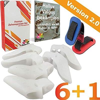 ValgoFit® [6x] Zehenspreizer gegen