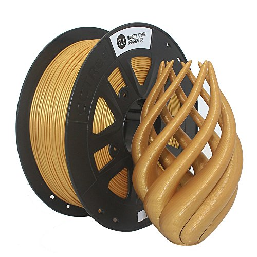 1 1,75 mm 1 kg Filamento ST-PLA para impresora 3D Creality CR-10/Ender-3 Negro