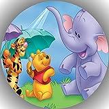 Premium Esspapier Tortenaufleger Tortenbild Geburtstag Winnie Pooh N10