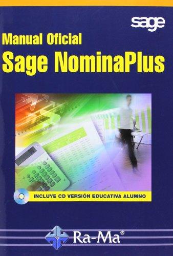 NominaPlus 2014. Manual Oficial por Sage Formación