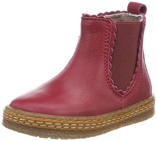Bisgaard Baby Mädchen 21254218 Stiefel, Pink (4008 Pink), 27 EU