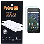 Firetalk offers functionality, feel, and clarity. Made from scratch resistant, shatter proof, 9H tempered glass protecting your screen from scratches, scrapes, bumps, and drops. High definition clarity and touch screen sensitivity ensure fast respond...