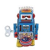 Eingereicht Roboter Ms408 Blechspielzeug