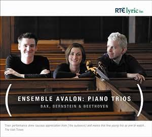 Ensemble Avalon: Piano Trios. Bax, Bernstein & Beethoven