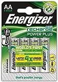 Energizer 635178 Rechargable Batteries - Pack of 4