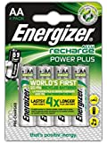Energizer 635178 Blister 4 aufladbare Batterie 2000mAH