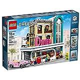 LEGO Creator Expert - 10260- Jeu de construction - Dîner en centre-ville...